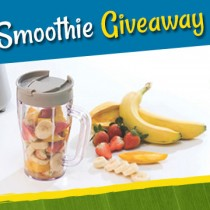 Win a Kenwood smoothie maker!