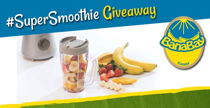 Super Smoothie GiveAway