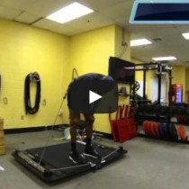 Mike Edwards – High Jump Training